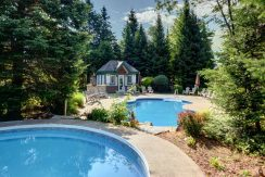 SUMMER – AIGLON | Townhouse for rent on la Bête Golf Course in Mont-Tremblant