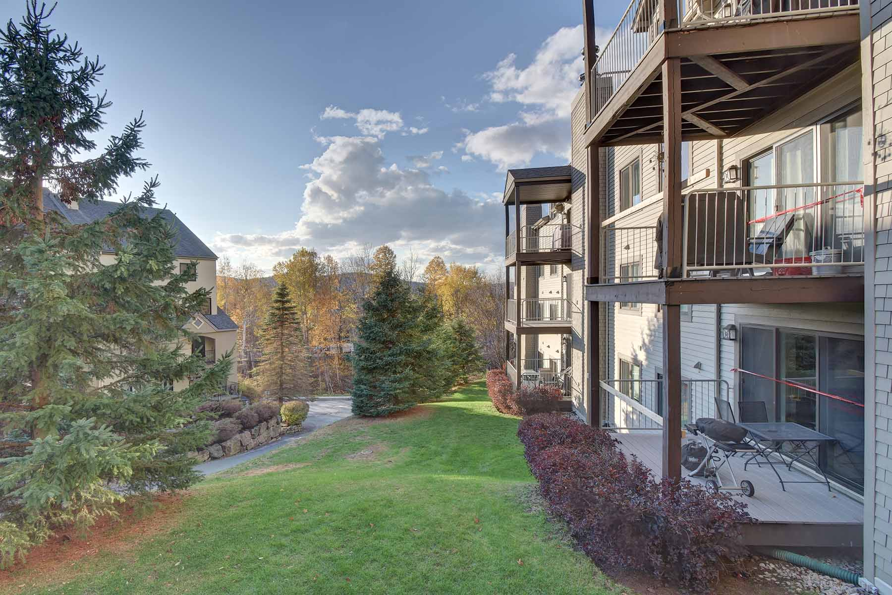 SUMMER – LE RUISSEAU | Entirely renovated condo for rent in Mont-Tremblant
