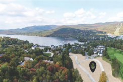 EDGE 1220 | Brand new and luxurious semi-detached for rent in Mont-Tremblant