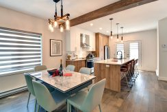 579 INDIGO | Cozy, close to everything, townhouse for rent in Mont-Tremblant