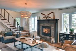 3460 rte des Tulipes | Charming semi-detached house with garage for rent near Mont-Tremblant